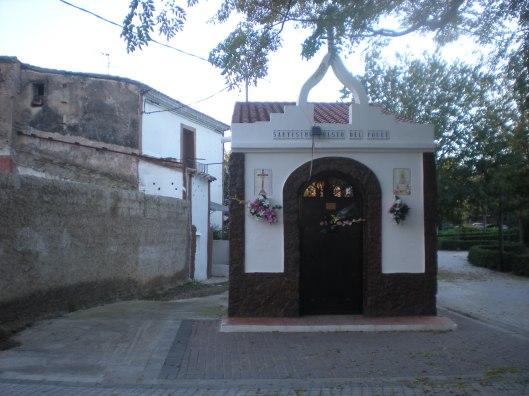 La ermita en la actualidad